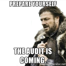 TheAuditIsComing